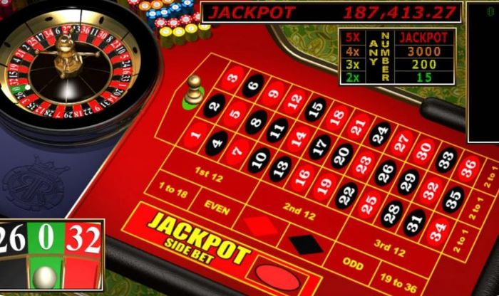 Microgaming Roulette Royale video game is very realistic