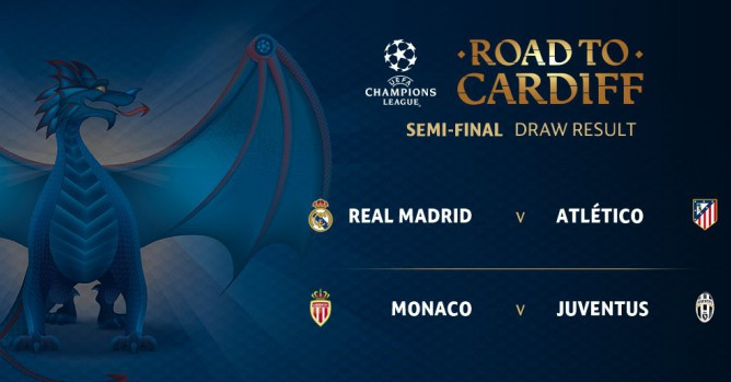 Champions League Semifinals 2017 games preview