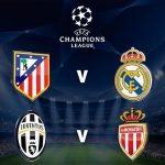 Ответные матчи полуфинала Лиги Чемпионов УЕФА 2017