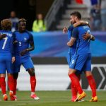 France World Cup Qualifier
