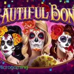 Beautiful Bones from Microgaming