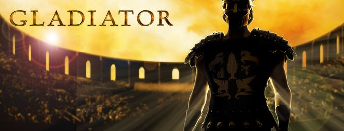 Gladiator slot game from Playtech gave away an online casino wins