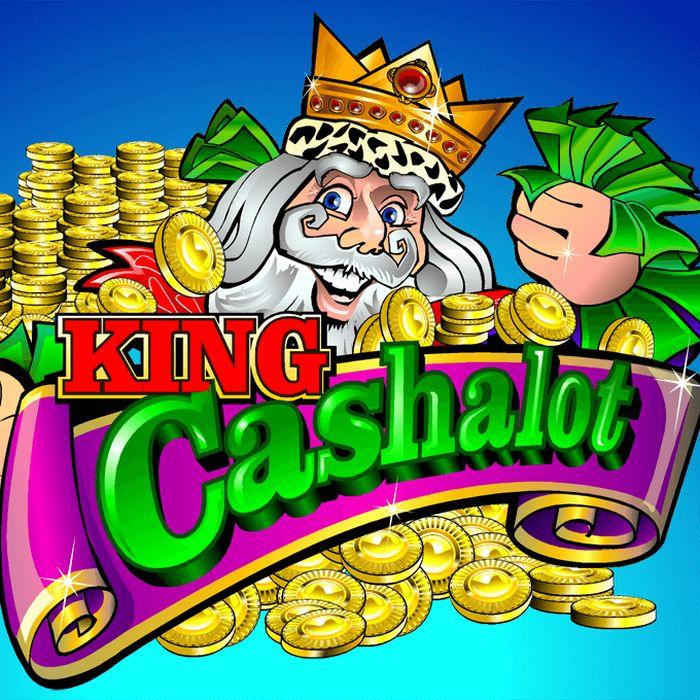 King Cashalot progressive jackpot slot