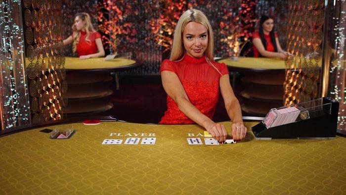 Live Baccarat Evolution Gaming Online Gambling News Sports