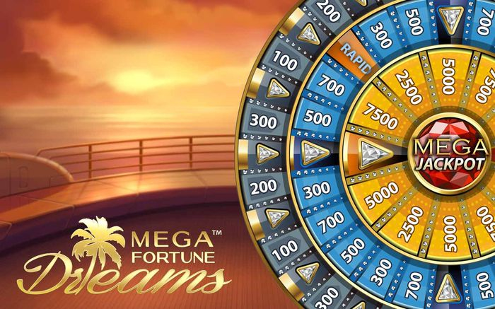 Mega Fortune Dreams Jackpot på Casumo casino