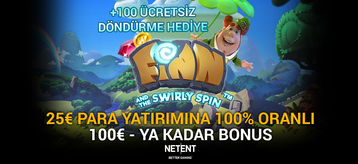 Casino with 100 free spins