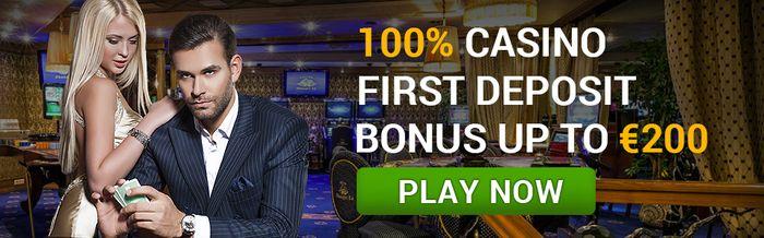 Онлайн казино с бонусом за первый депозит казино фараон форум