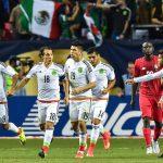 CONCACAF Золотой кубок Мексика Ямайка