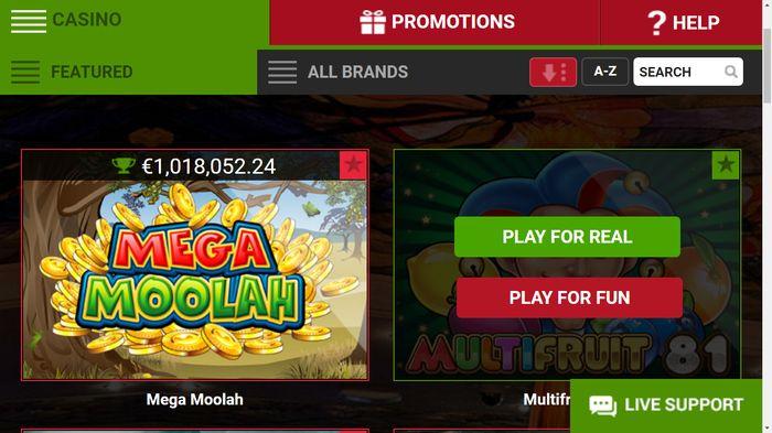 Играть казино онлайн без вложений откуда произошло слово казино