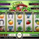 Фруктовый автомат Fruit Bonanza с прогрессивным джекпотом от Play'n GO