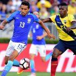 Бразилия - Эквадор. Квалификация на Кубок Мира 2018