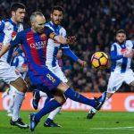 Ла Лига. Барселона - Эспаньол