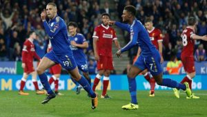 EPL Betting Liverpool vs. Leicester City