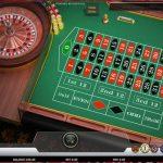 Онлайн рулетка, европейская рулетка: внешний вид игрового поля