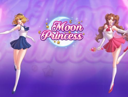 Moon Princess Play'n GO Slot - slot about Sailor Moon