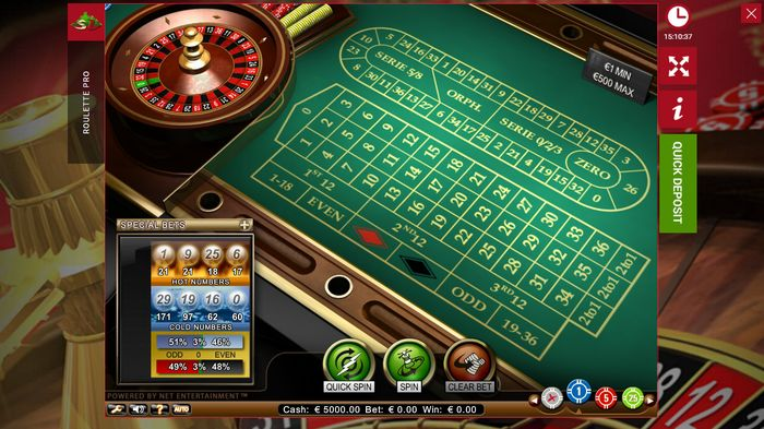 Online roulette and its popular varieties: European, American or French