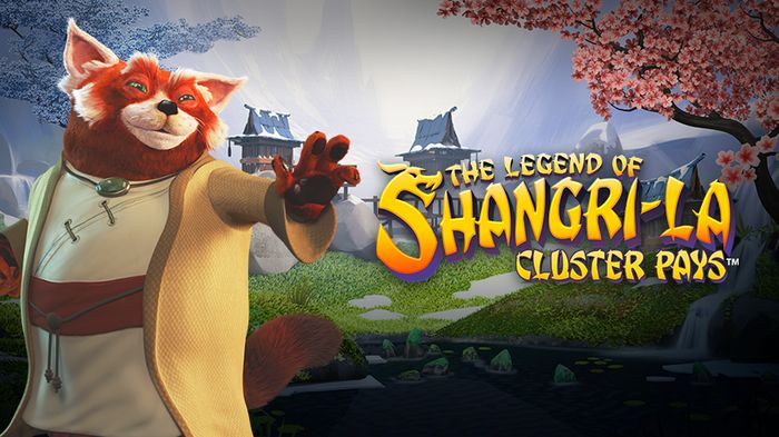 New The Legend Of Shangri-La: Cluster Pays Released By NetEnt