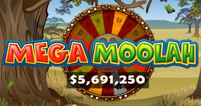 Mega Moolah jackpot in April 2018
