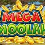 Автомат Mega Moolah: постер
