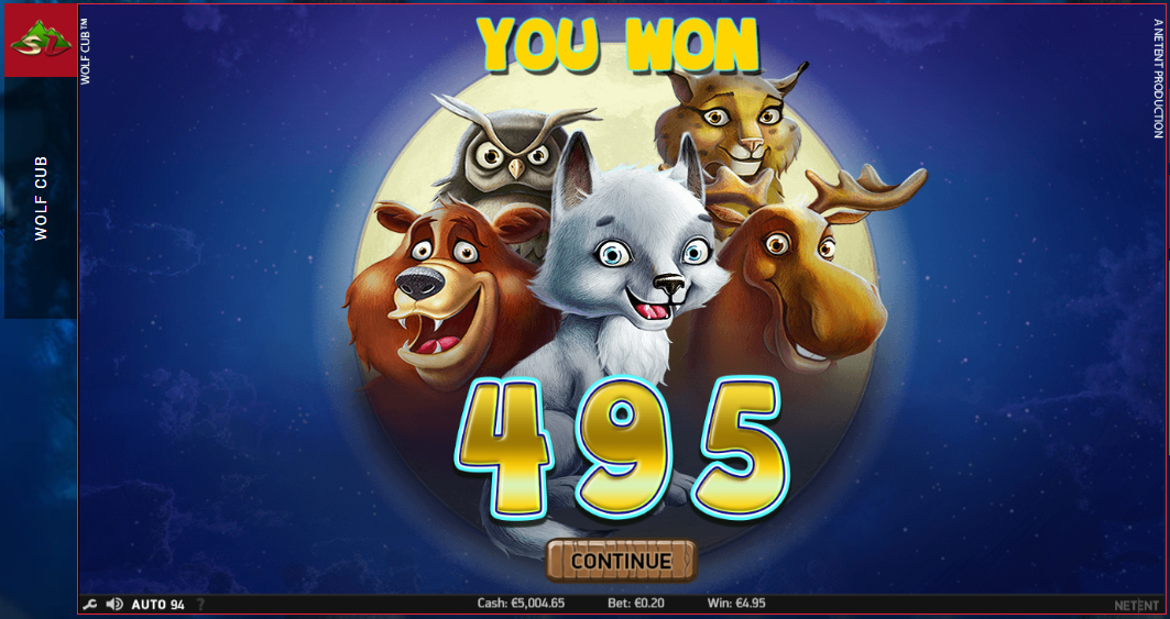 Spiele Wolf Cub - Video Slots Online
