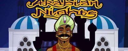 NetEnt şirketinin Arabian Nights oyun makinesi: Progresif Jackpot 'lu slotun özellikleri