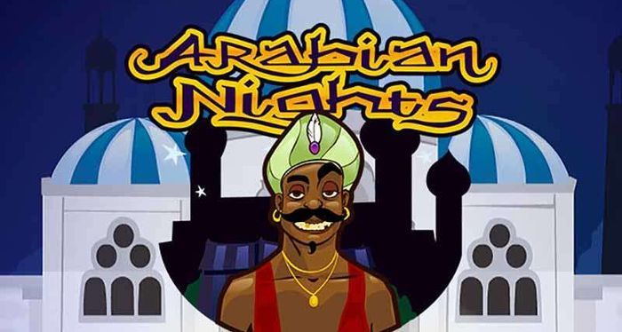 Poster Arabian Nights (NetEnt)