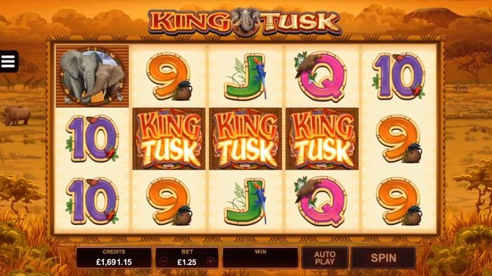 King Tusk Slots - Review & Play this Online Casino Game
