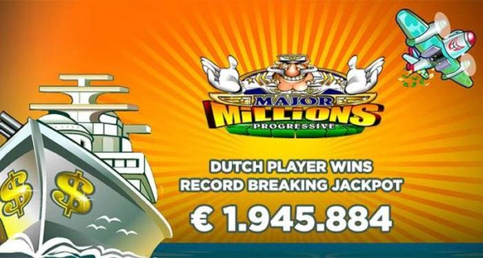Biggest Major Millions Jackpot in History