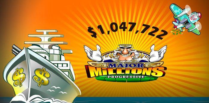 April 2018, Jackpot Major Millions