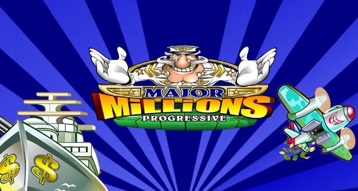 Jackpots of Major Millions Slot