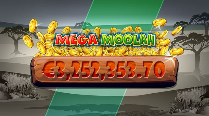 Mega Moolah jackpot in November 2019