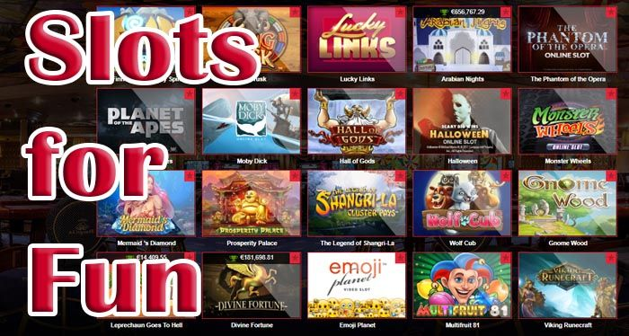 Best Online Slots for Fun at playshangrila.com