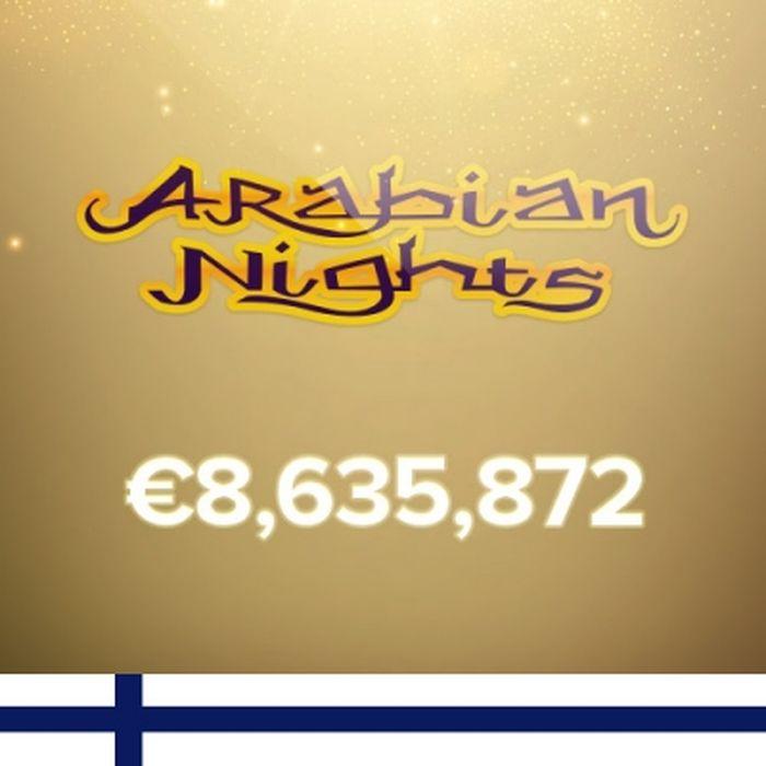 Biggest Jackpot in Arabian Nights