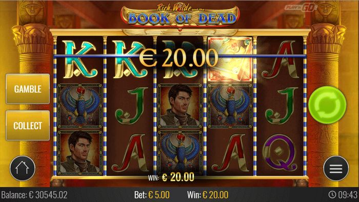 Book of Dead Slot Machine Online ᐈ Playn Go™ Casino Slots