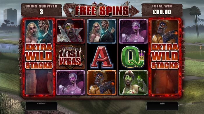 Free Spins Zombie Feature ماشین اسلات