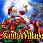 Santa's Village Slot: Poster