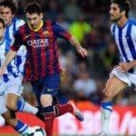 Ла Лига. Реал Сосьедад - Барселона