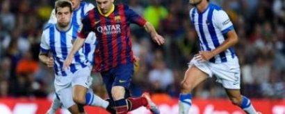 La Liga. Real Sociedad – Barcelona