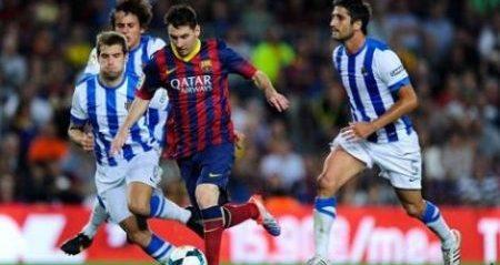 La Liga. Real Sociedad - Barcelona