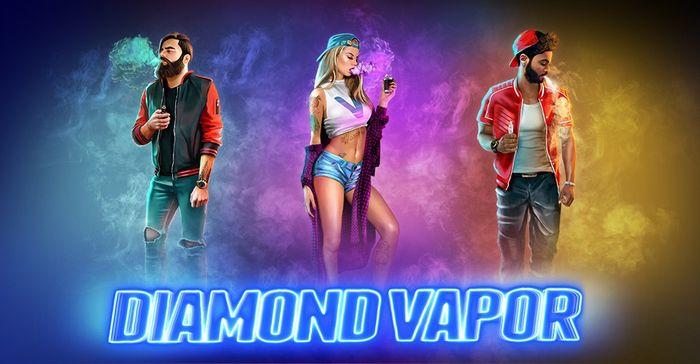 Diamond Vapor – slot for vapers