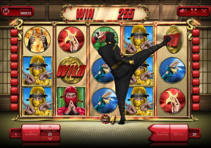 The Ninja – Martial Arts Slot