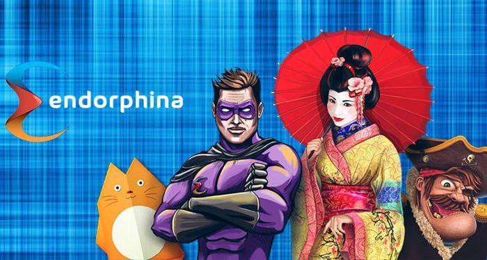 Endorphina: Logo