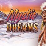 Постер игрового автомата Mystic Dreams от Microgaming