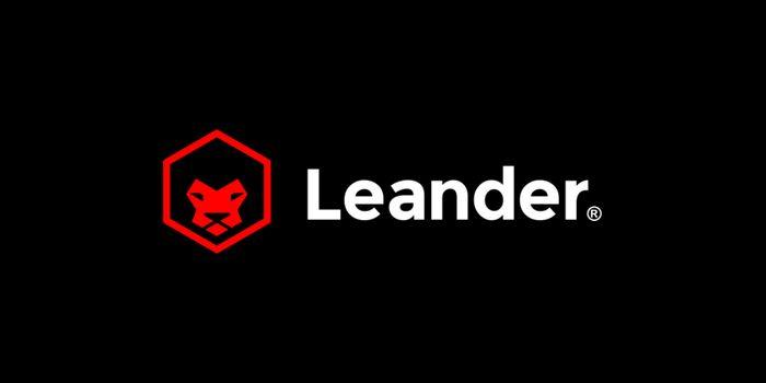 Leander Games: Logo