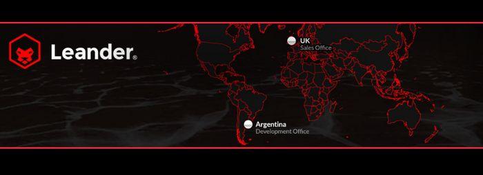 Leander Games: Headquarters location