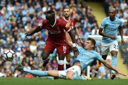 İngiltere Premier Ligi. Liverpool - Manchester City