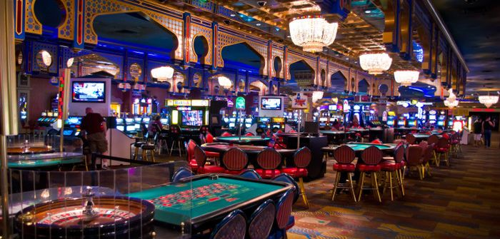 How to win at the casino: slot halls