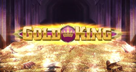 Gold King Slot by Play'n GO: King Midas Touch