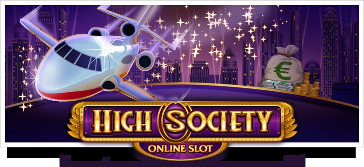 High Society اسلات
