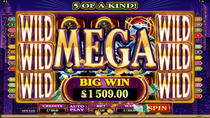High Society Slot: Mega Win